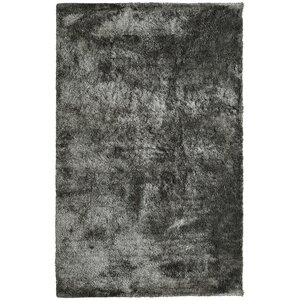 Buy Fur Charcoal Shag Area Rug!