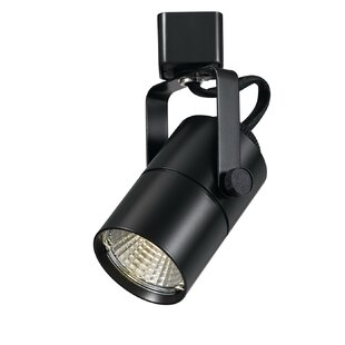 Dimmable Integrated LED Track Fixture Head