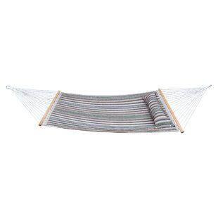 Highland Dunes Hynes Double Tree Hammock