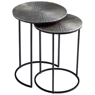 Anais 2 Piece Nesting Tables (Set of 2) b..