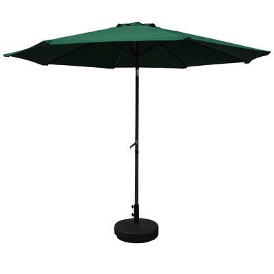 Devansh 9 Market Umbrella by Wrought Studio 2020 Sale