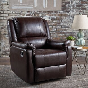Neoma Upholstered Manual Recliner