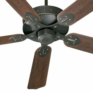 Great choice 52 Shelly Bay 5-Blade Patio Ceiling Fan By Laurel Foundry Modern Farmhouse