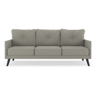 Great choice Cowart Pebble Weave Sofa by Corrigan Studio Reviews (2019) & Buyer's Guide