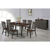 Adalard 8 Piece Dining Set by August Grove®