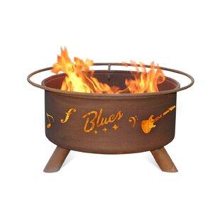 Patina Products Music City Steel Wood Bur..
