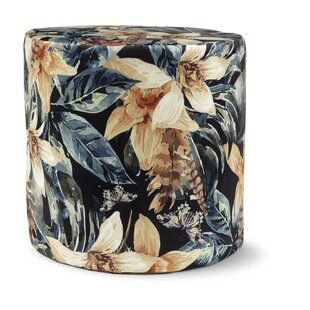 Festus Pouffe By Bay Isle Home