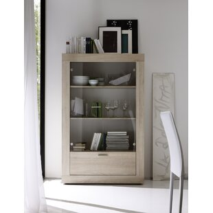 Dana Vitrine Display Cabinet By 17 Stories