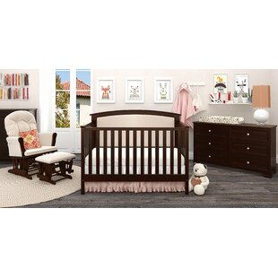 Esquina 4-in-1 Convertible Crib