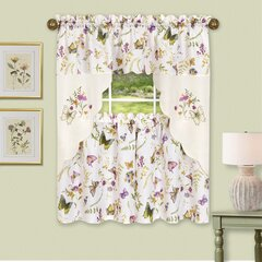 Wildlife Valances Kitchen Curtains You Ll Love In 2021 Wayfair