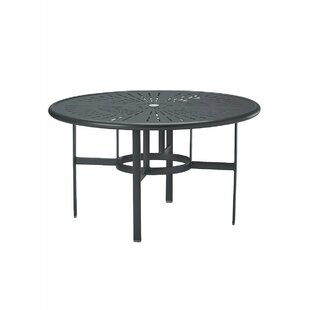 La'Stratta Metal Dining Table by Tro..