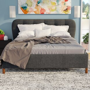 Latitude Run Ostrowski Upholstered Platform Bed