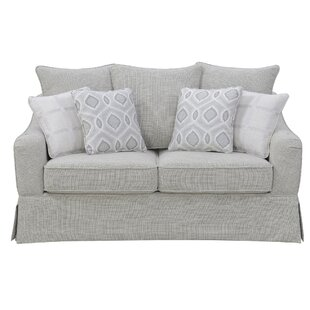 Howle Loveseat by Highland Dunes