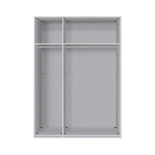 Mueller 3 Door Sliding Wardrobe By Ebern Designs