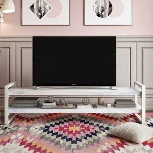 Glass Metal Tv Stands You Ll Love Wayfair