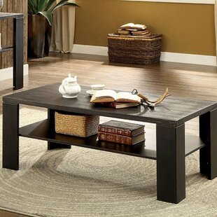 Order Wegman Coffee Table with Storage ByMillwood Pines