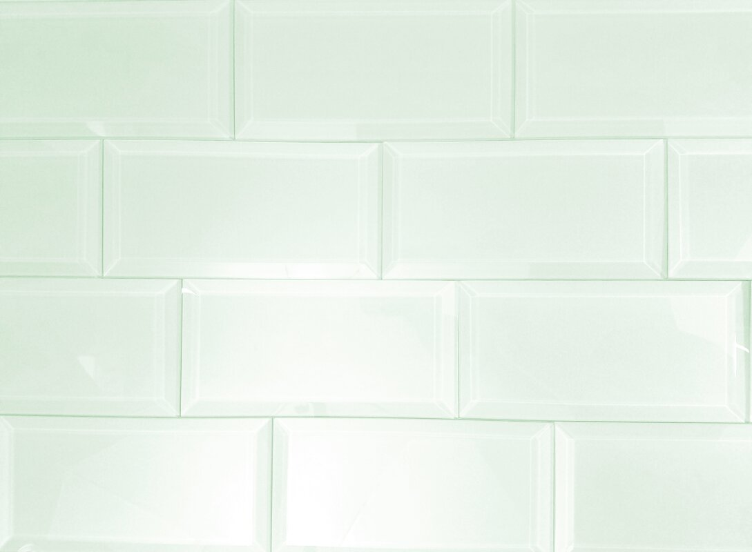 Abolos frosted elegance 3 x 6 glass subway tile in glossy arctic frosted elegance 3 x 6 glass subway tile in glossy arctic dailygadgetfo Images