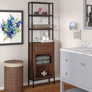 Linen Cabinets Towers You Ll Love Wayfair