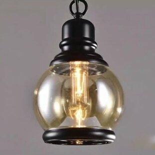 Blackmon 1-Light Pendant by Gracie Oaks