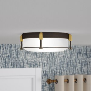 Mcfarland 2-Light Flush Mount
