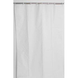 Assure Vinyl 3 Layer Commercial Single Shower Curtain