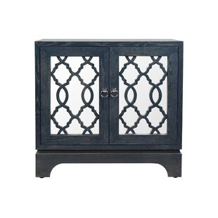 Clapper 2 Door Accent Cabinet