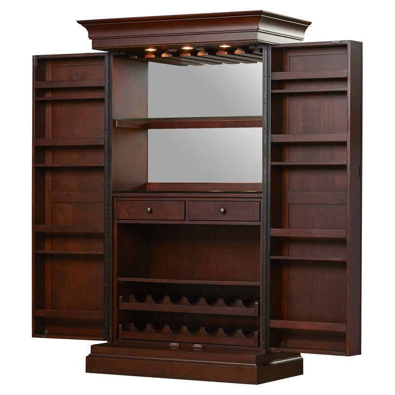 baxton by cabinet studio home modesto bar shipping garden today brown product free