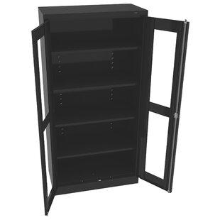Krieg Standard Welded Storage Cabinet by Symple Stuff