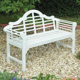Awe Inspiring Outside Garden White Benches Wayfair Co Uk Andrewgaddart Wooden Chair Designs For Living Room Andrewgaddartcom