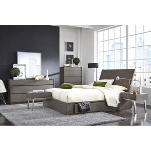 Keomi Panel Configurable Bedroom Set by Brayden Studio Fresh