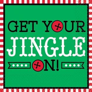 Christmas Get Your Jingle Bells On Beverage 5
