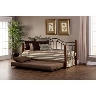 Chittim Twin Daybed with Trundle