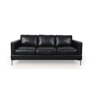 Kathrin Leather Standard Sofa