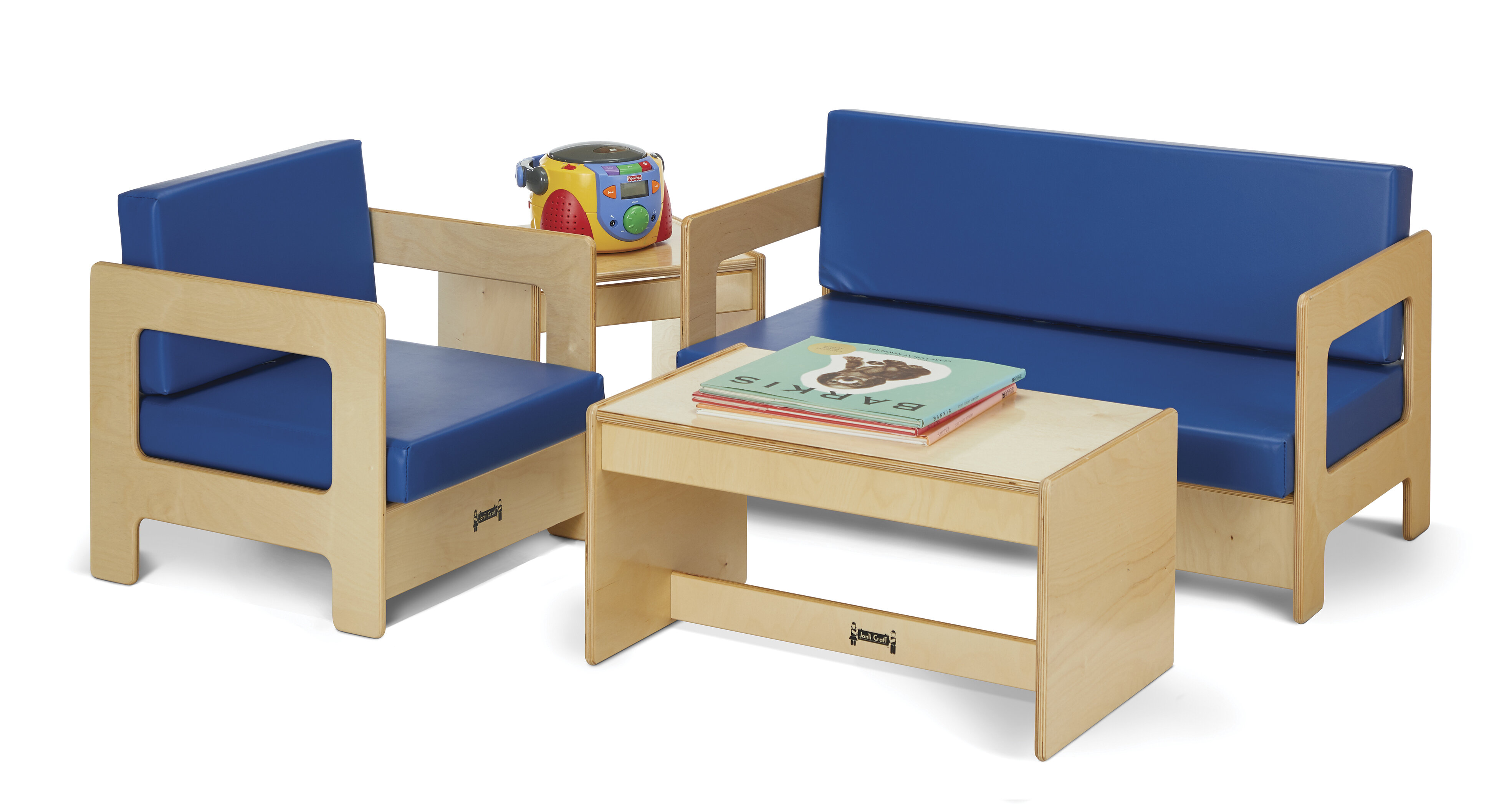 Jonti Craft Living Room Kids 4 Piece