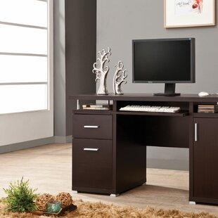Brayden Studio 2 Drawer Computer Desk