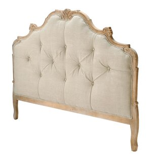 Upholstered Panel Headboard by BIDKhome