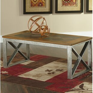 Fitch Coffee Table by Williston Forge Modern