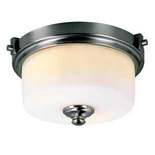 TransGlobe Lighting Young and Hip Flush Mount