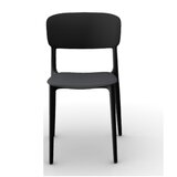 Liberty Stacking Side Chair (Set of 4) by Calligaris