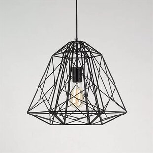 Greco 1-Light Pendant by B..