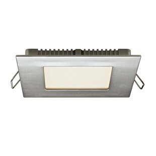 Square Panel LED Recessed Lighting Kit by DALS Lighting