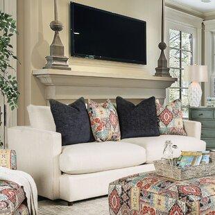 Bungalow Rose Emory Contemporary Sofa