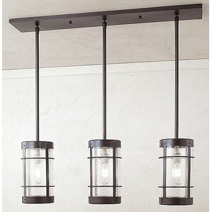 valencia 3light kitchen island pendant
