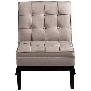 Armless Slipper Chair by Cyan Design