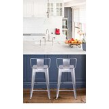 Capucine Bar & Counter Stool (Set of 2) by Williston Forge