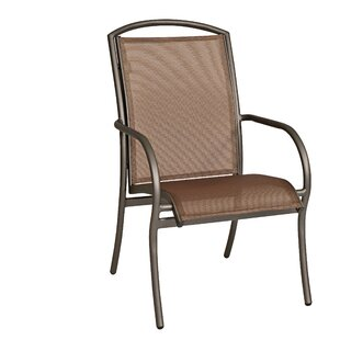 Rivington Sling Stacking Patio Dining Chair