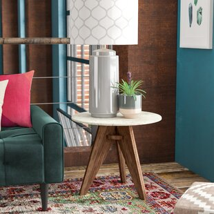Best Conduit Avenue Fabulous Tall End Table by Ivy Bronx