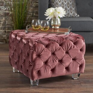 Finchley Cocktail Tufted Ottoman