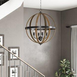 Gateshead 4-Light Globe Ch..