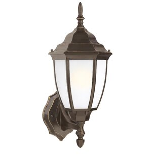 Alcott Hill Anita Outdoor Sconce